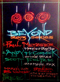 Beyond 2013